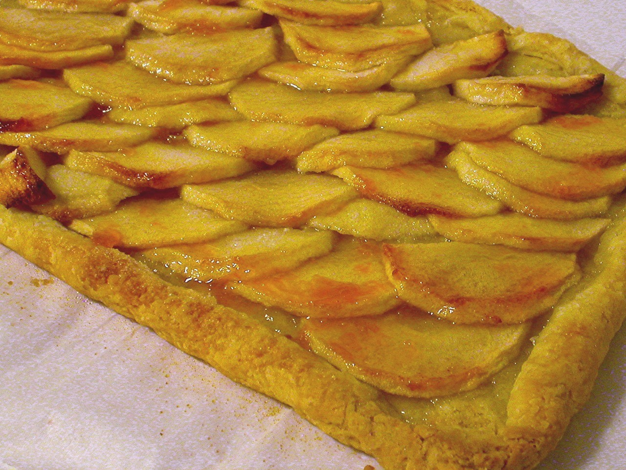 the an apple a day keeps apple frangipane galette apple galette viewso ...