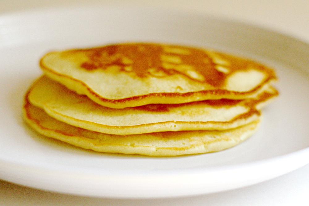 Homemade Pancake Recipe Food Network
