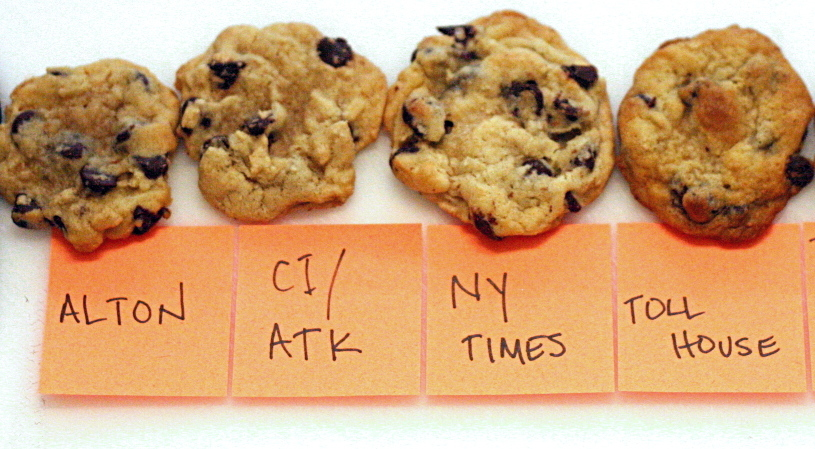 Everyone is always talking about what the best chocolate chip cookie recipe