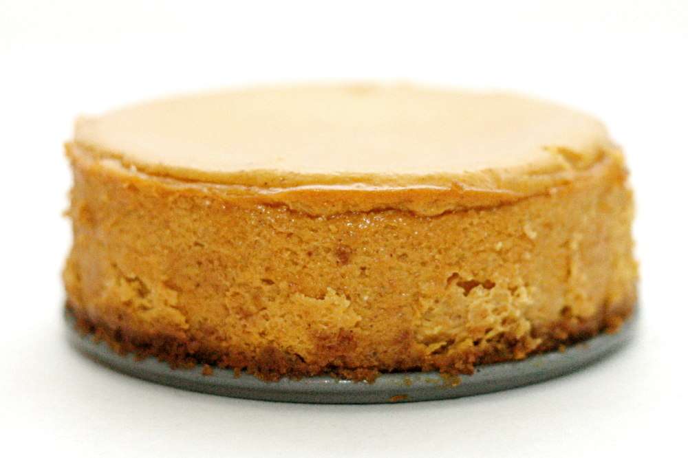 ... bourbon pumpkin cheesecake recipe yummly pumpkin bourbon cheesecake